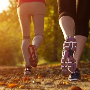 Road vs Trail running