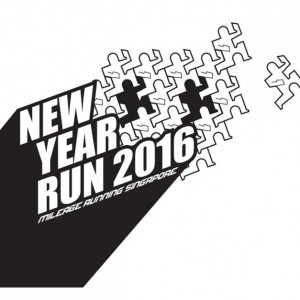 Mileage New Year Run 2016
