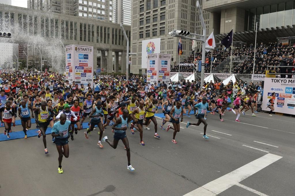 Image credit: Tokyo Marathon