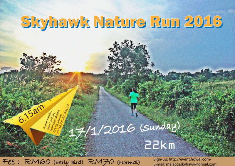 Skyhawk Nature Run 2016
