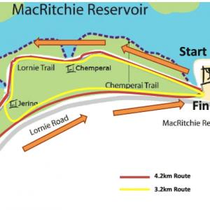 GRC Trail Run Championship 2015