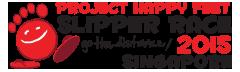Project Happy Feet Slipper Race 2015