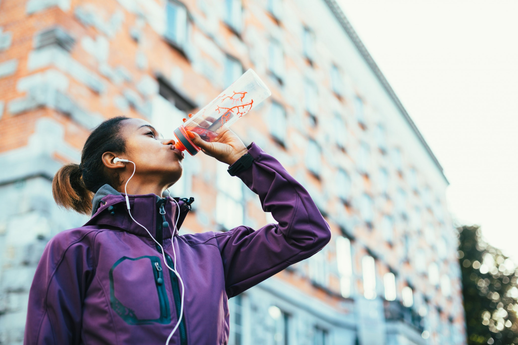 Sports Drinks for Running