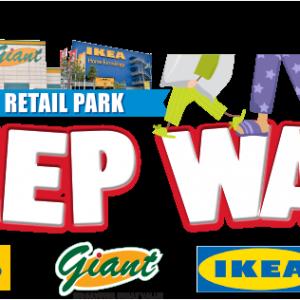 Tampines Retail Park 9th Anniversary Sleep Walk 2015