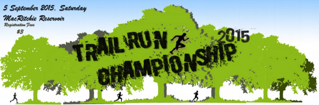 GRC Trail Run Championship 2015