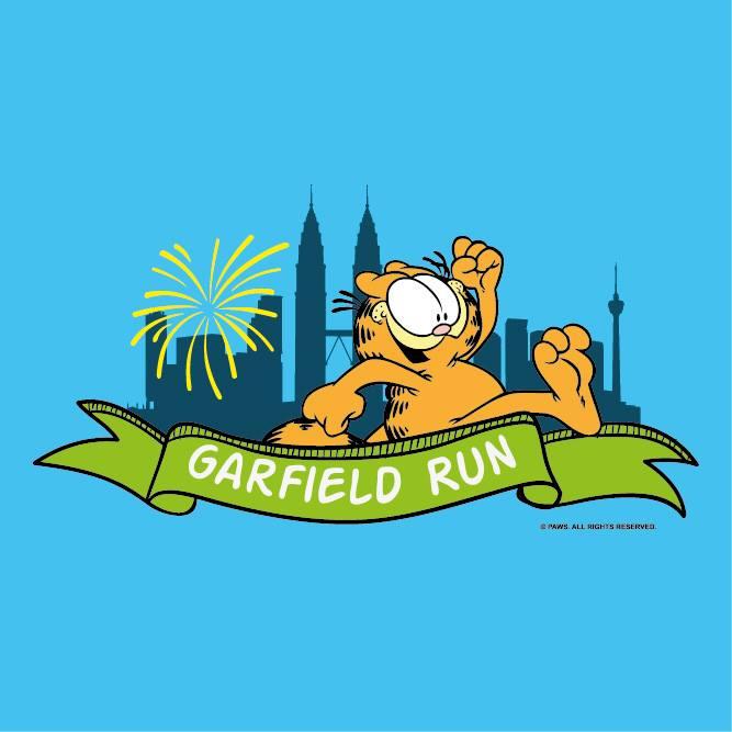Garfield Run Malaysia 2015