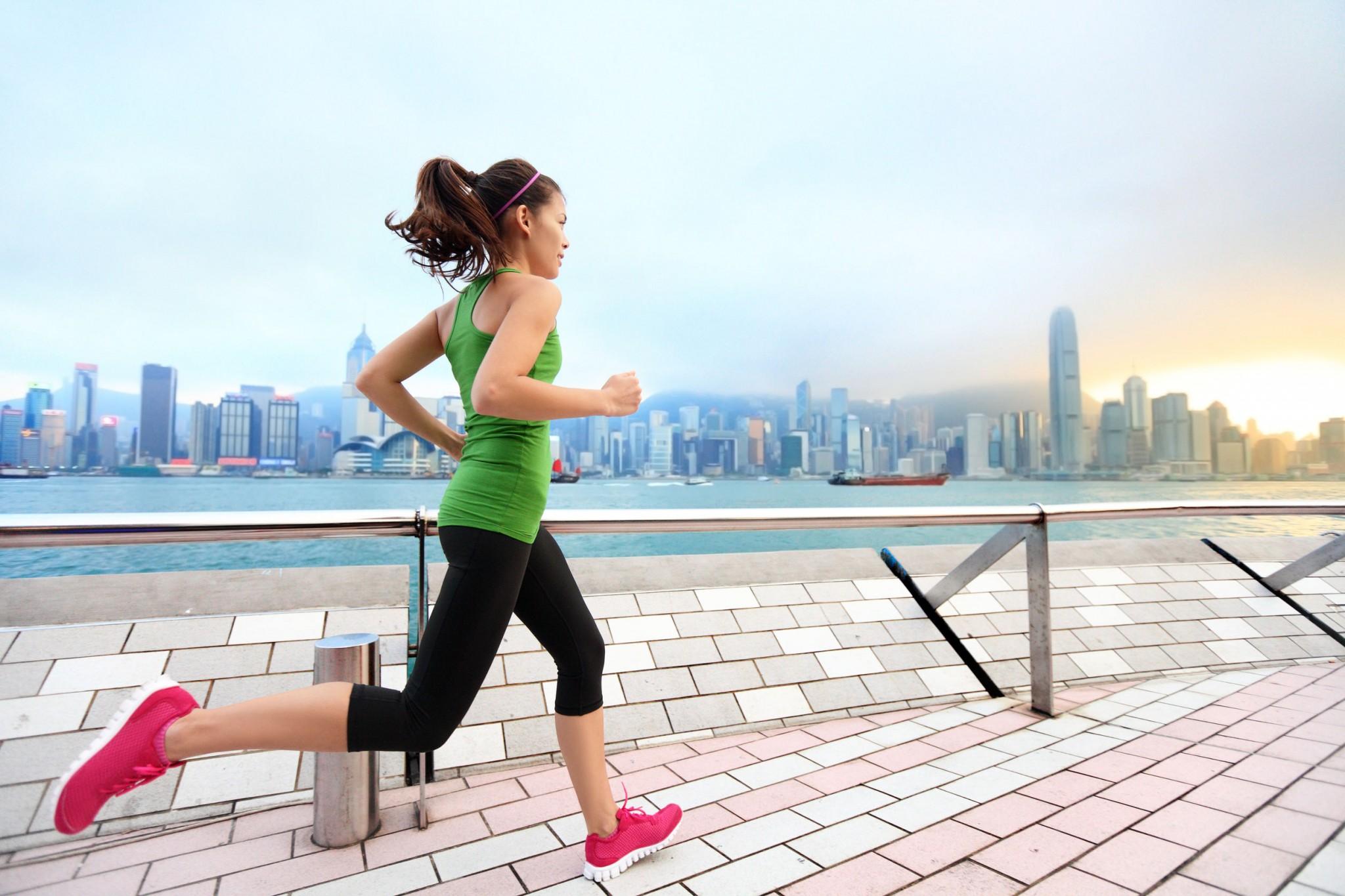 hong kong runner