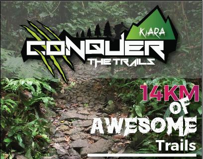 Conquer the Trails @ Kiara 2016