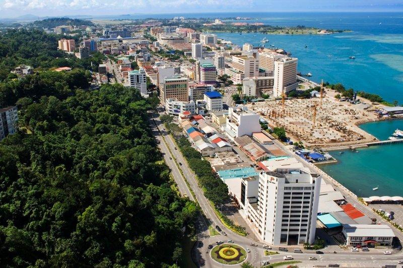 kota-kinabalu-aerial-view