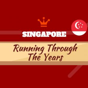 Running Through The Years In Singapore