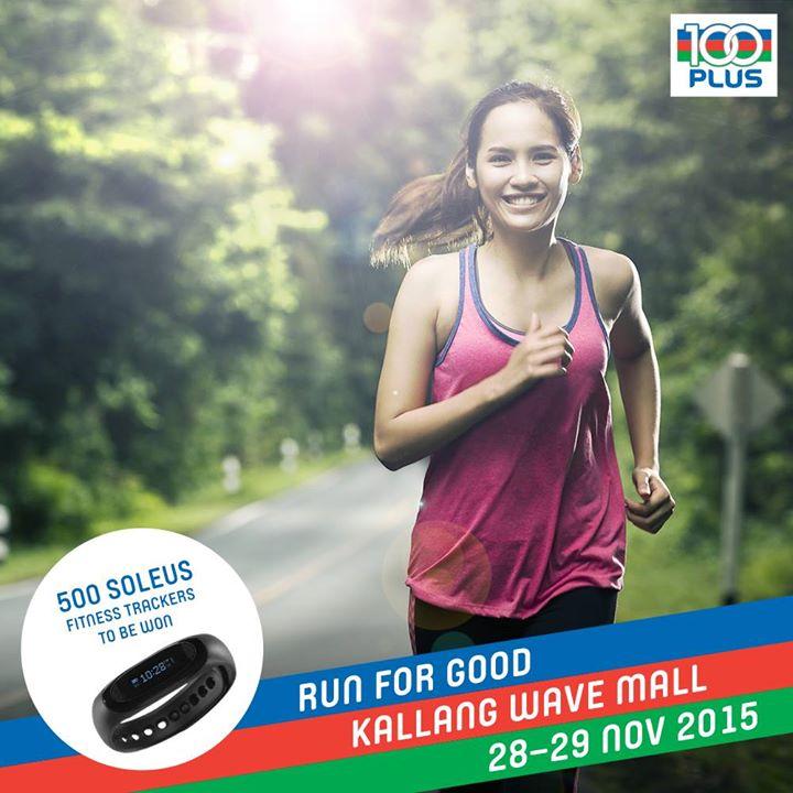 100PLUS Run For Good