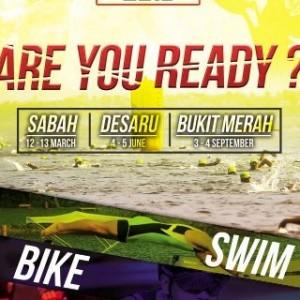 113 Triathlon Bukit Merah 2016