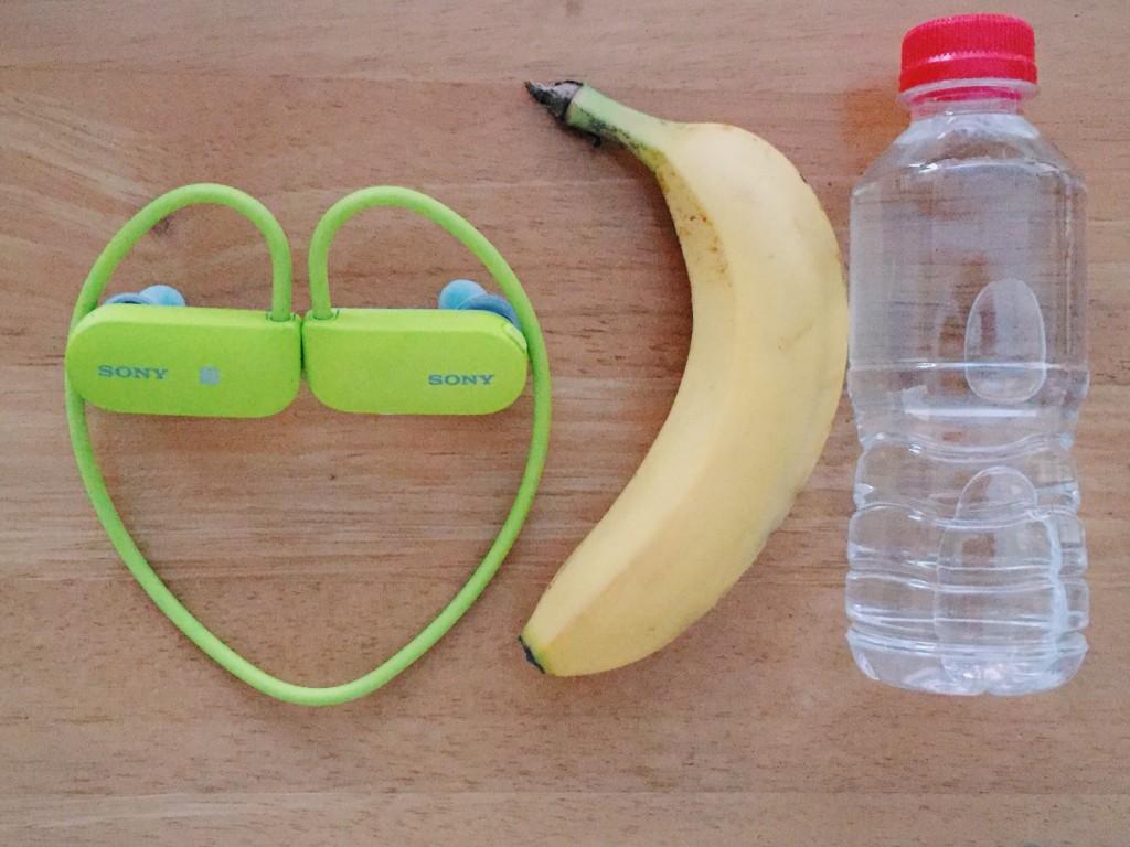 Sony SBT Banana Water Running Essentials