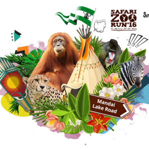 Safari Zoo Run 2016 (Day 2)