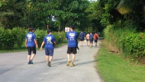 Participants from the Ubin Explorer catagory