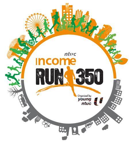 NTUC Income RUN 350 2016