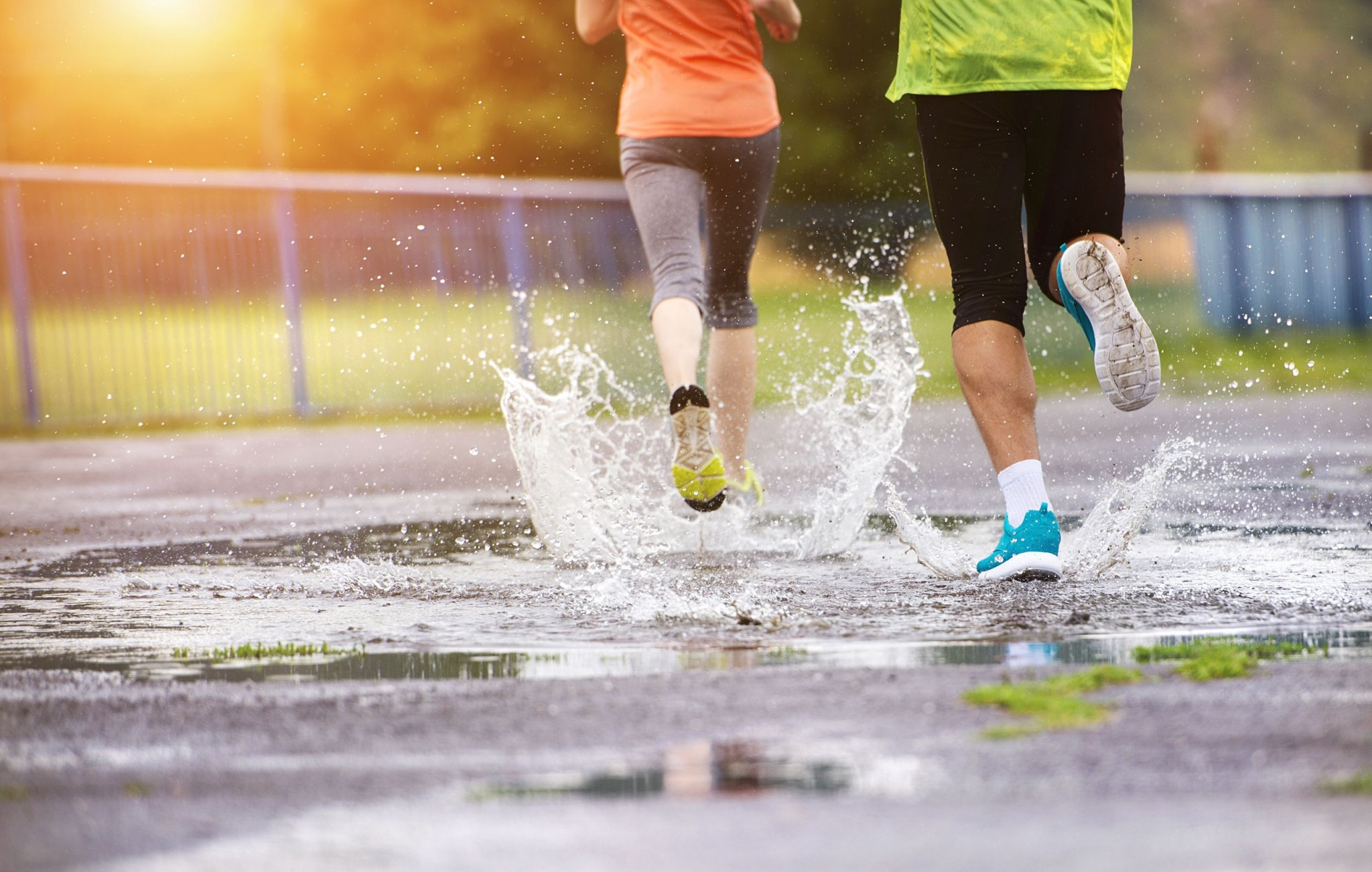 Tips to Run in the Rain