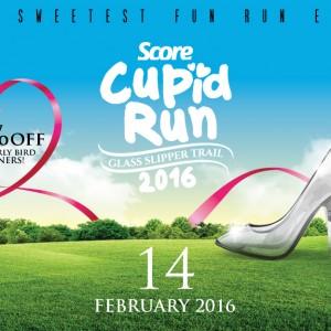 SCORE Cupid Run 2016: Glass Slipper Trail