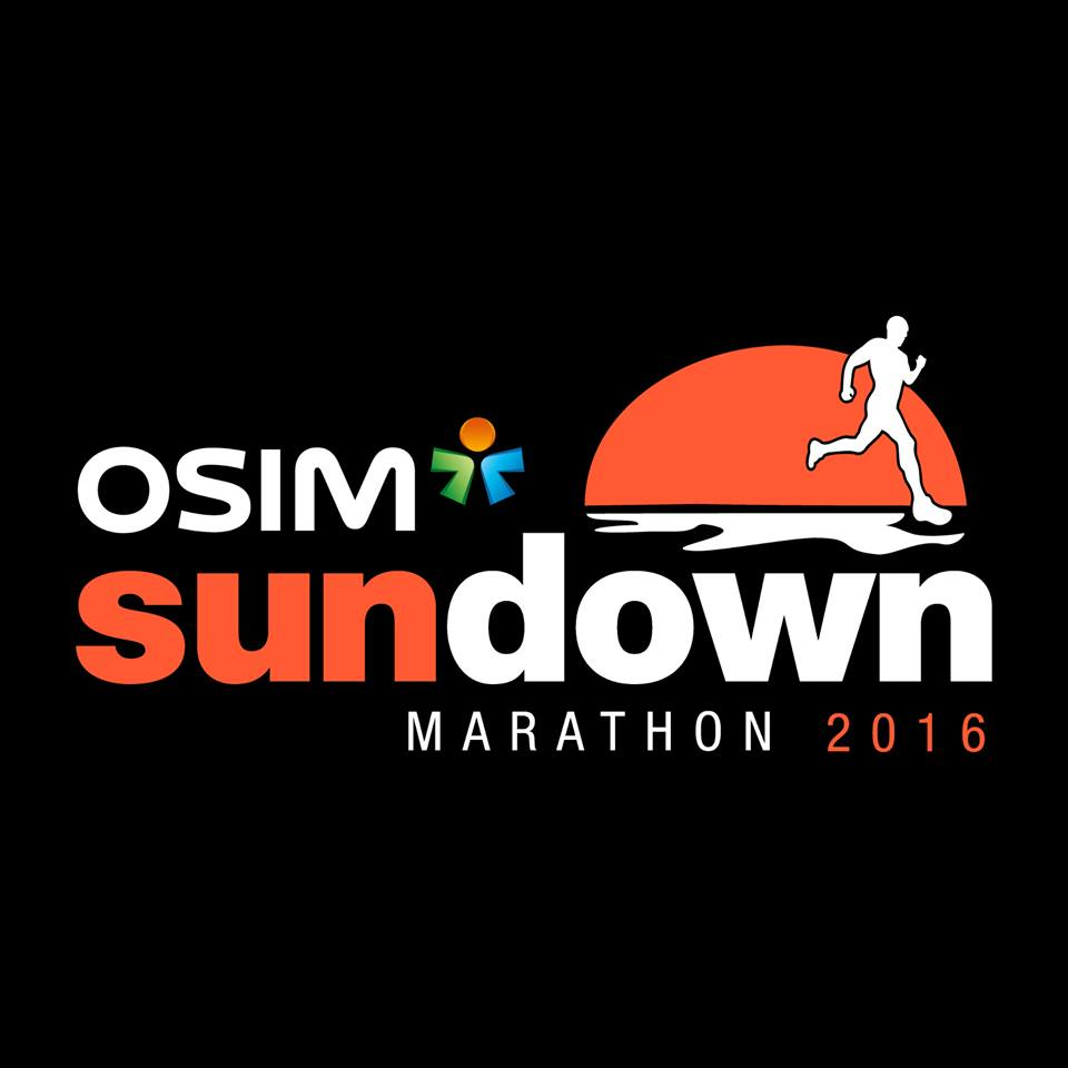 OSIM Sundown Marathon 2016