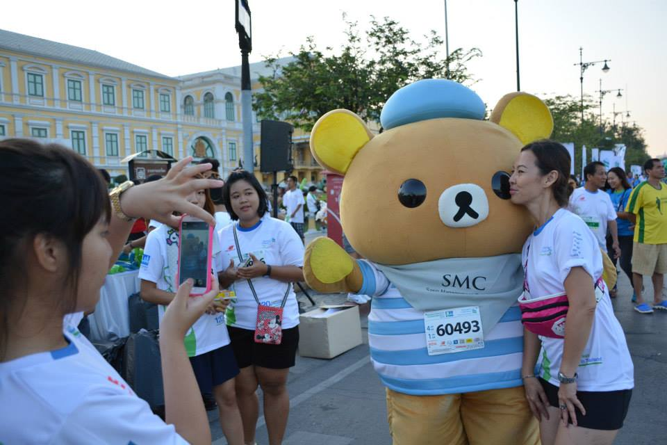 Photo credit: National Jogging Association of Thailand FB page