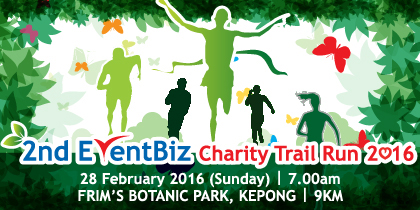 EventBiz Charity Trail Run 2016