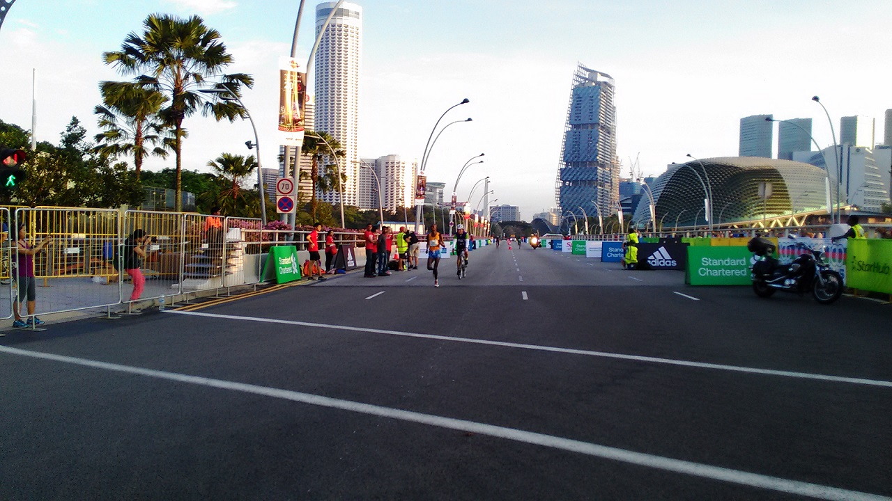 42km lead
