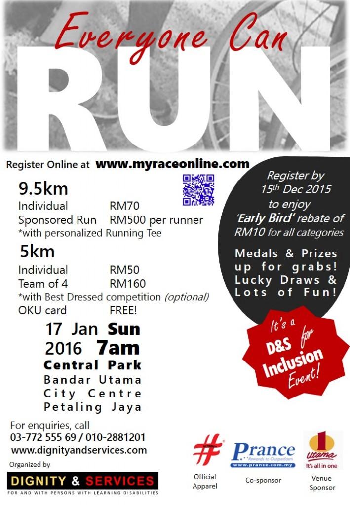 Everyone Can Run 2016