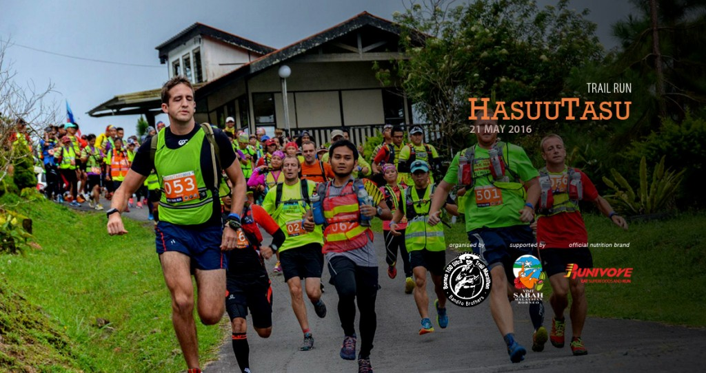 Hasuu Tasu Trail Run 2016