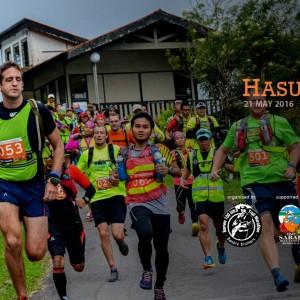 Hasuu Tasu Trail Run 2016