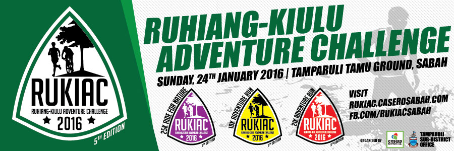Ruhiang-Kiulu Adventure Run 2016