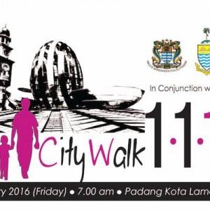 City Walk 2016