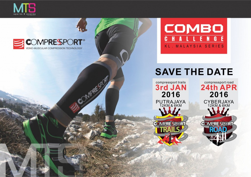 Compressport Trails Run 2016