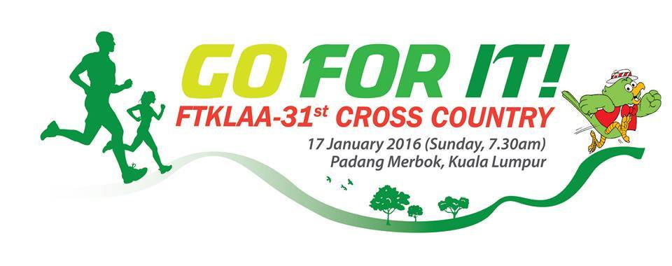 Go For It! FTKLAA Cross Country 2016