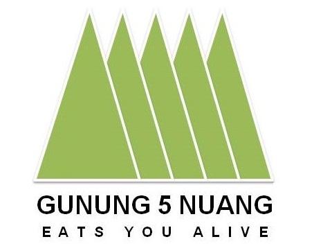 Gunung 5 Nuang 2016