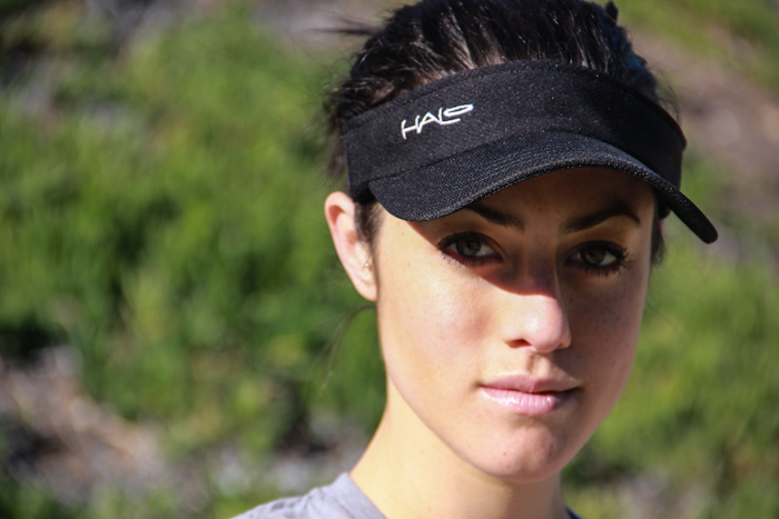 Halo Sport Visor. Halo Pullover Headband (Image source: http://sportsvirtuoso.com/)