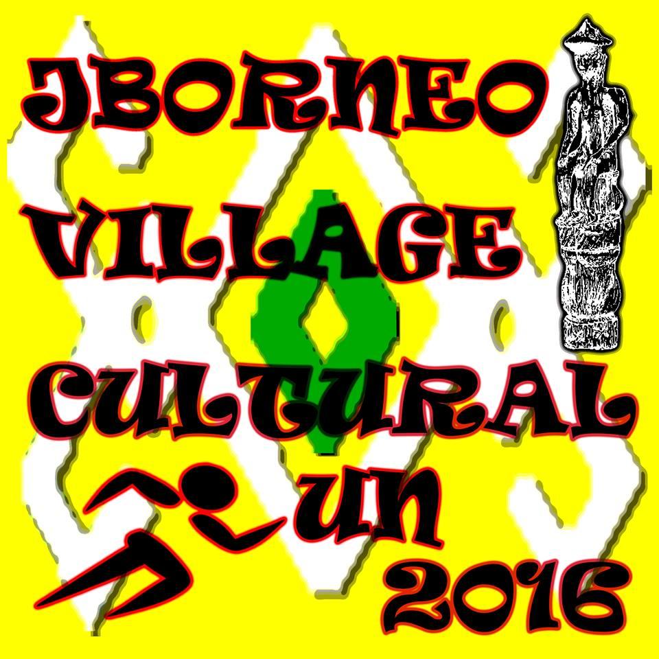 JBorneo Village Cultural Run 2016