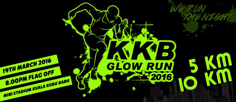 Kuala Kubu Baru Night Run 2016