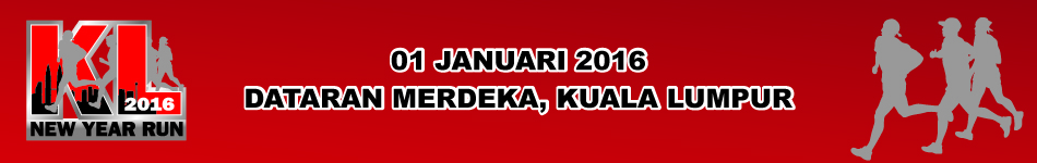 KL New Year Run 2016