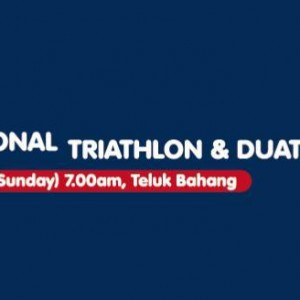Penang International Triathlon & Duathlon 2016