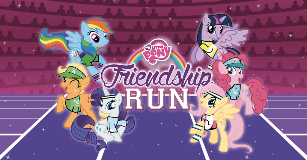 My Little Pony Friendship Run 2016