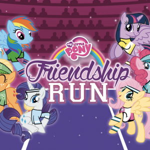 My Little Pony Friendship Run 2016