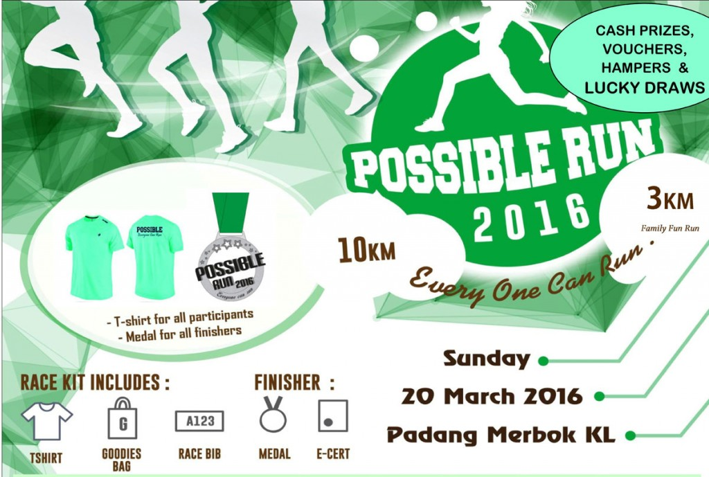 KL Possible Run 2016