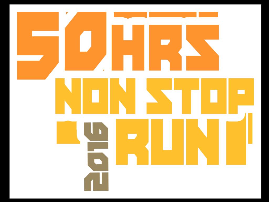 50 Hours Non Stop Run 2016