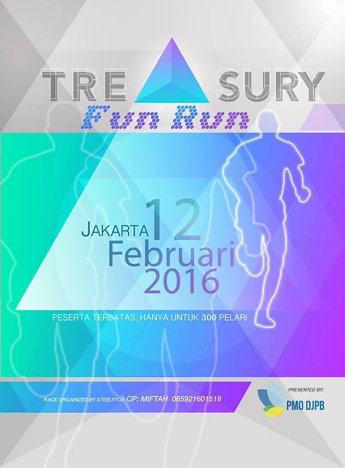 Treasury Fun Run 2016