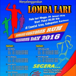Marine Customs Run 2016