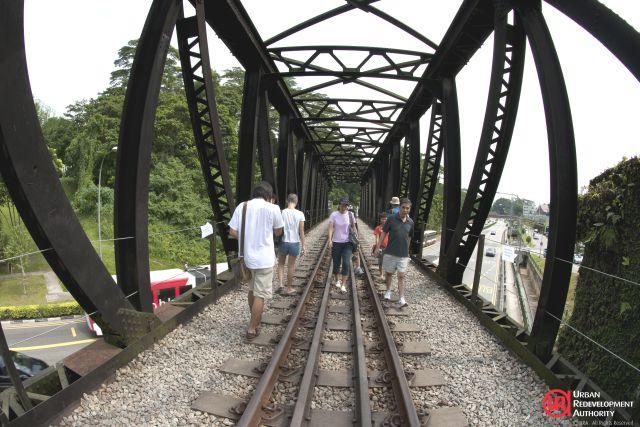 rail corridor