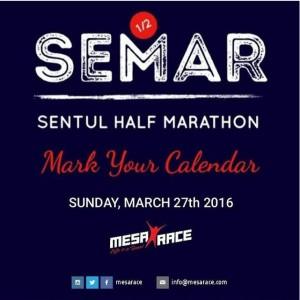 Sentul Half Marathon 2016