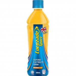 Lucozade Orange 500ml