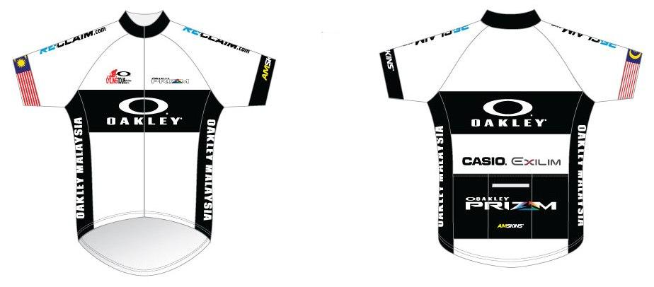 Oakley Cycling Tour Malaysia  2 2016  868ee7919