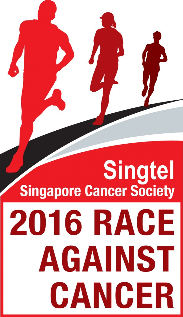 Singtel – Singapore Cancer Society Race Against Cancer 2016